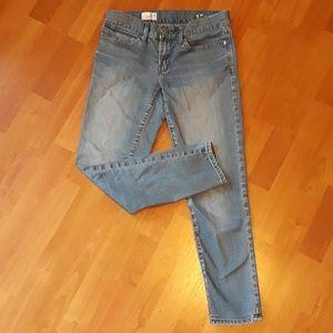 Gap Always Skinny Cropped Jeans 26 2 xs